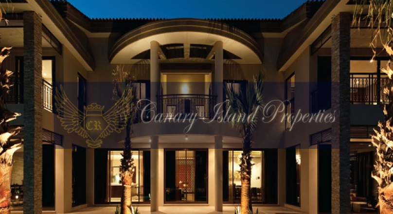 Largest Resort Type Luxury Living Villa with Full Panoramic Golf & Lake View in Sanctuary Falls.
