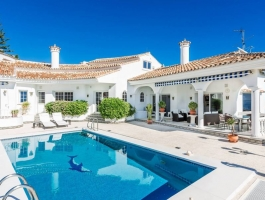 This magnificent property with breathtaking views of the Mediterranean Sea