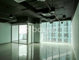 FITTED OFFICE WITH LOWEST RENT AVAILABLE IN BUSINESS BAY