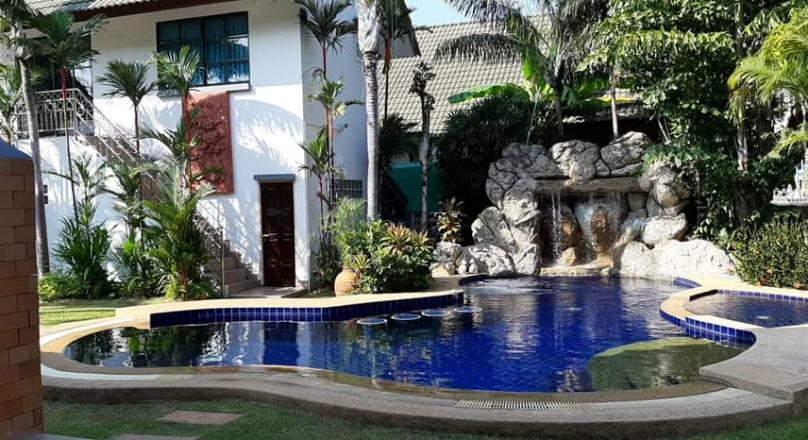 Pool villa for rent soi sukhumvit 87-Pattaya