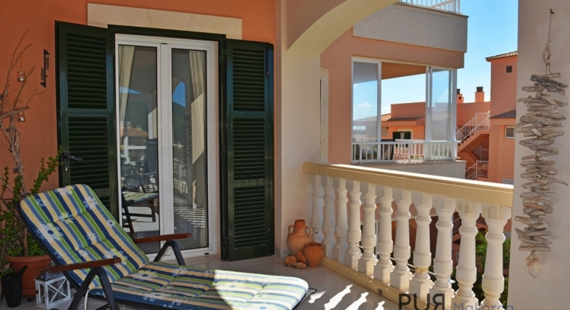 Cala Ratjada. Apartment. With ocean view. Move in immediately.