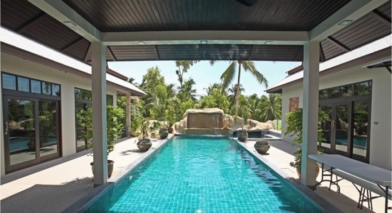 HOUSE FOR SALE AT SAMUI EXOTIC PROPERTIES