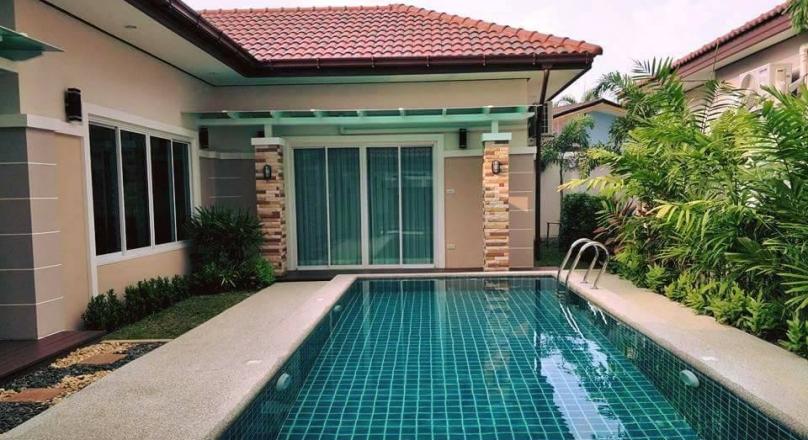 Brand New House Pool Villa