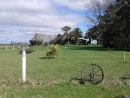 Balcarce - Excellent location on National Route N ° 226 (paved)
