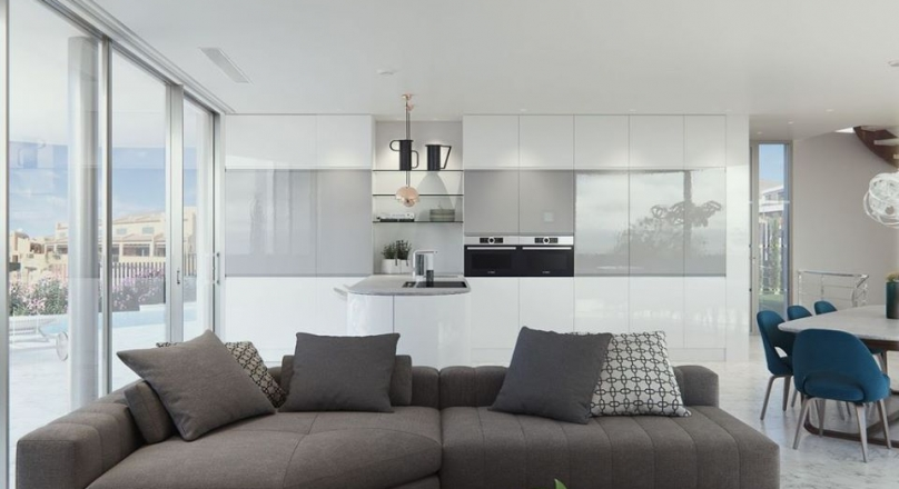 4 bedroom luxury Villa for sale in Finestrat, Valencian Community
