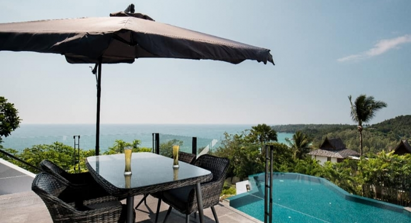 Phuket quality real estate can proudly presents this fabulous villa