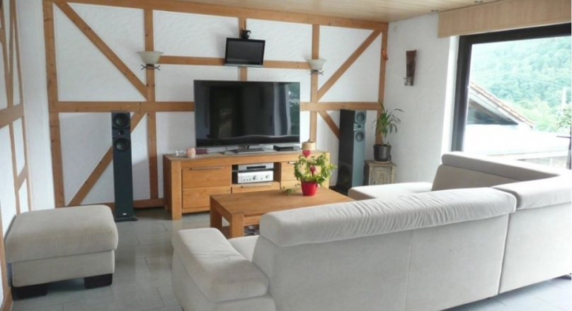Country house with POOL and land area 10042.00 m² for sale in Windeck with many ...