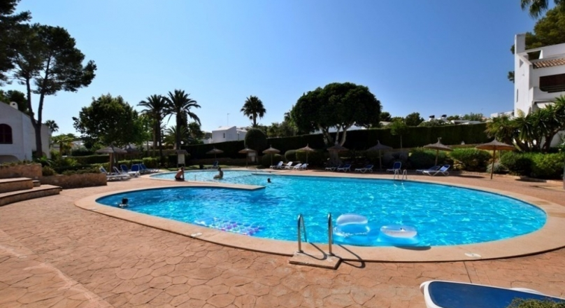 FOR RENT - Renovated community apartment in Sol de Mallorca
