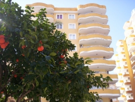 2 bedrooms apartment which is ready to move in,buy today, start to live in tomorrow,in Mahmutlar/Alanya/Turkey