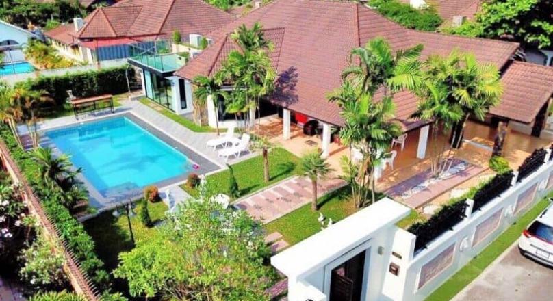 House For Sale Nongprue Pattaya