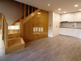 2 + 1 bedroom villa, completely refurbished