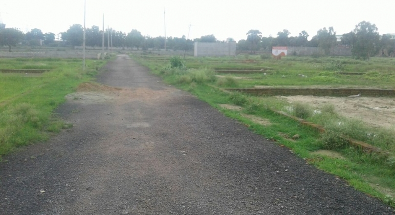 Cash Back Offer On Plots On Kanpur Highway In Lucknow IN 675/-