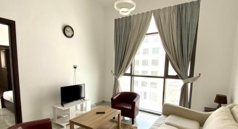 All Inclusive Fully Furnished 1BR Apt
