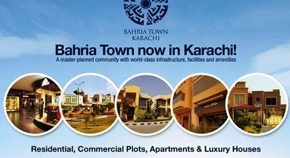 """Own"" Home In Bahria Town Karachi"