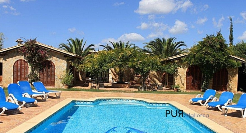 Finca. 20 minutes from Palm. The very special investment