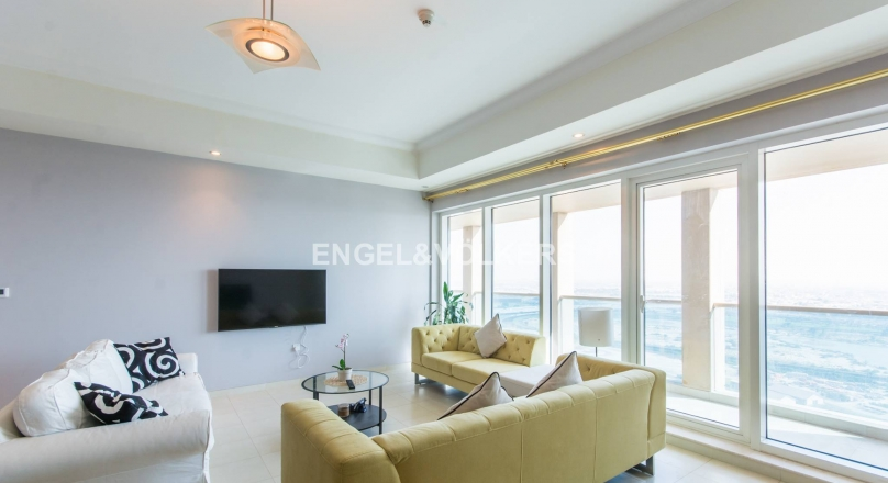 Price reduction on this large one bedroom apartment located in Churchill Residency