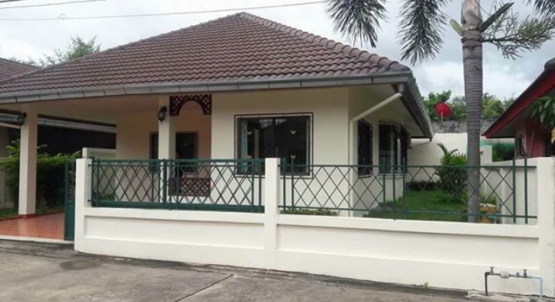 New renovation single house