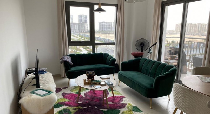 Fully furnished apartment in Dubai