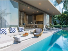 3TH PHASE OF A HIGH END VILLA PROJECT.IN KAMALA, PHUKET, THAILAND