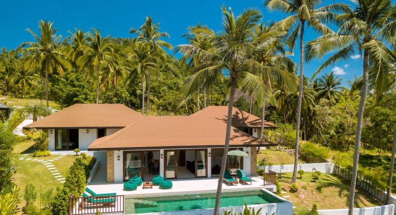 VILLAS NOW AVAILABLE FOR YOUR NEXT HOLIDAY IN KOH SAMUI