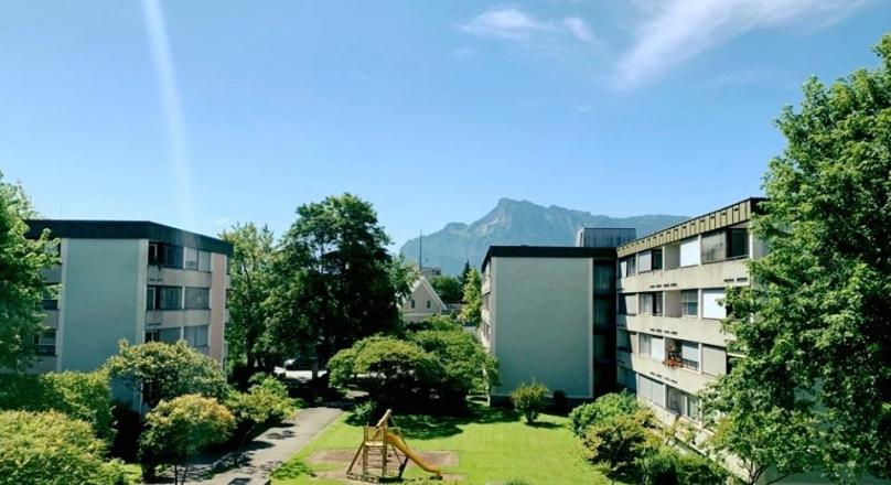 SALZBURG, AUSTRIA: 4-room family apartment, 95 m2, FOR RENT