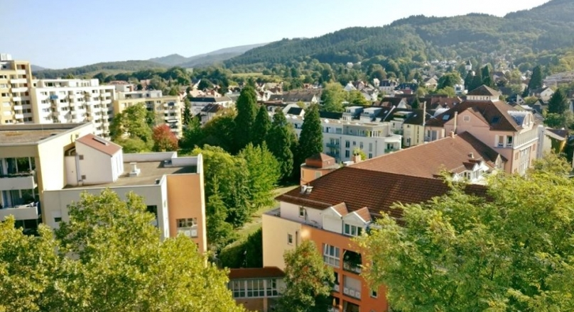Flat for sale, only for investors, Freiburg im Breisgau
