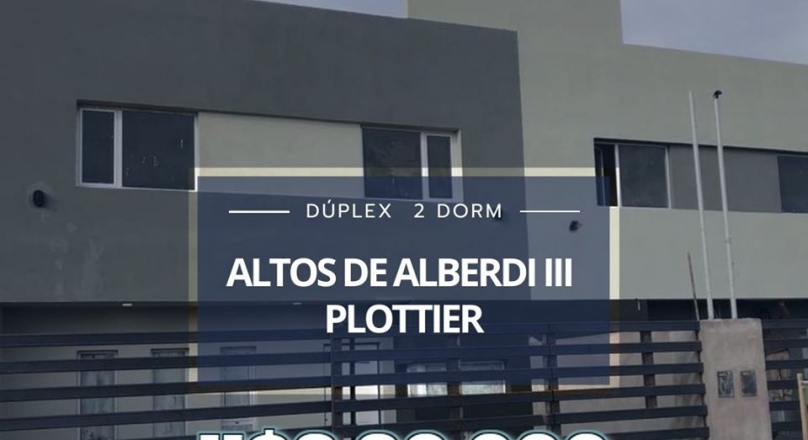 2 BEDROOM DUPLEX - ALBEROS III ALTOS