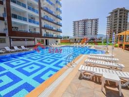 1+1 Apartment for Sale in Novita 2 Residence Mahmutlar, Alanya, TURKEY
