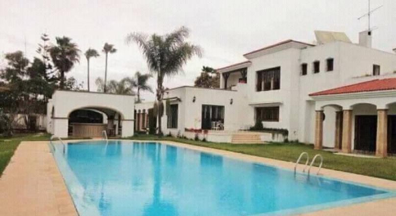 Villa of master