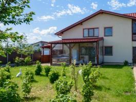 Surprising neoclassical villa, Stupini, Brasov