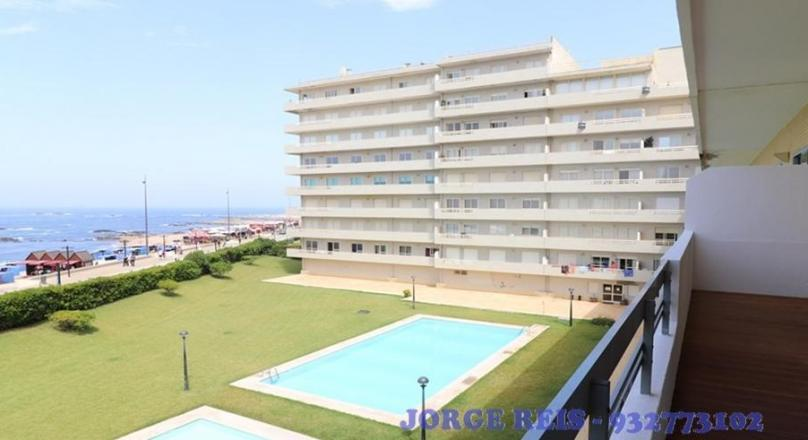 APARTMENT T3, INSERTED IN CONDO WITH POOL AND FANTASTIC SEA VIEWS