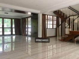 Title: PET FRIENDLY - SINGLE HOUSE FOR RENT AT THONGLOR BANGKOK