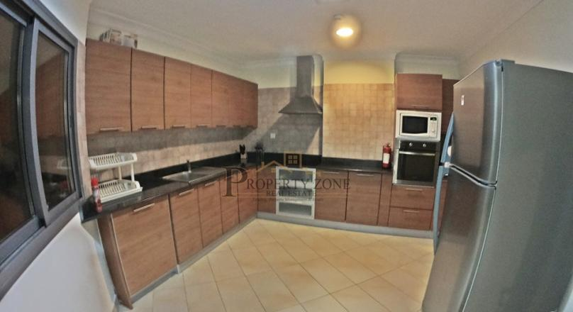 Two bedrooms fully furnished apartment for rent in juffair