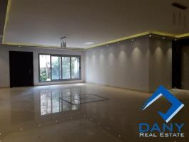 Ground floor in Katameya Dunes to rent semi furniture. $ 2,500