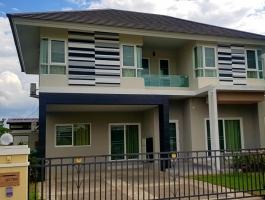 House for rent and sale at the nice Moo baan