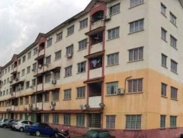 Pendamar Indah Fasa 2, Apartment