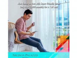 Own a unit in ArcoVia City!
