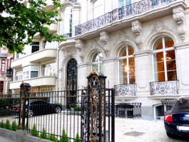 Brussels. Exceptional 5 Storey House close to the European Parliament