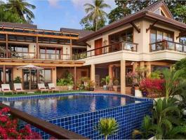 Gorgeous seafront villa in kata Phuket Thailand