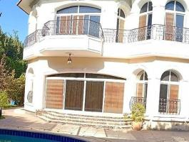 A wonderful independent villa finishing inside the compound