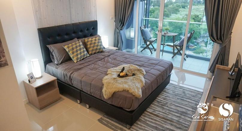 New Condo for Sale - BANG SARAY Beach