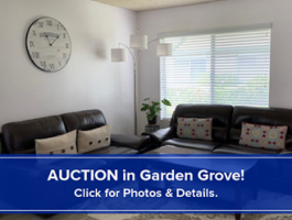 OPEN HOUSE in Garden Grove, CA!