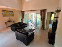 Pool villa for rent at silk road