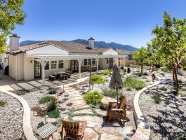 989 Via Palermo, Dos Vientos, Newbury Park Gated One-Story Home for Sale