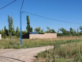 Lot of land of 256 m2: located in neighborhood 159, Río Negro cooperative