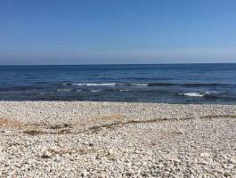 Parcela de 3.343 m2 en venta con acceso directo al mar en Las Rotas Dénia