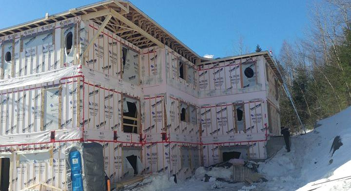 3 ½ and 4 ½, Style CONDO new construction of 2019