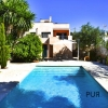 Cala Llombards. The area of Santanyi. In great demand. Villa with lots of space. And many options.