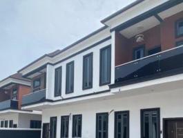 4Bedrooms Semi Detached Duplex with Bq for sale!