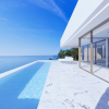 Newly built modern luxury penthouse - Altea with private pool and sea views